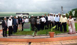 OPEC Secretary General unveils CRMB Plant at Digboi Refinery 2