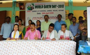 Over 400 students from 26 schools join art contest at Lanka in Hojai 1