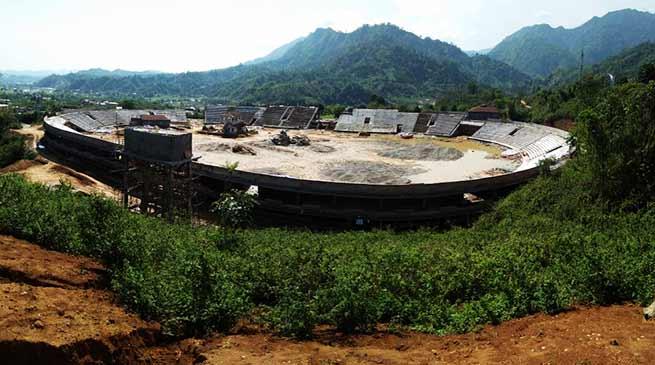 Yupia-stadium
