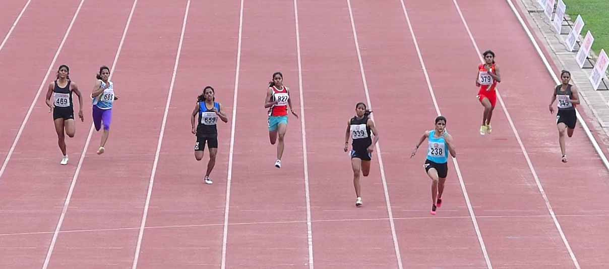 National Inter-State Senior Athletics Championships