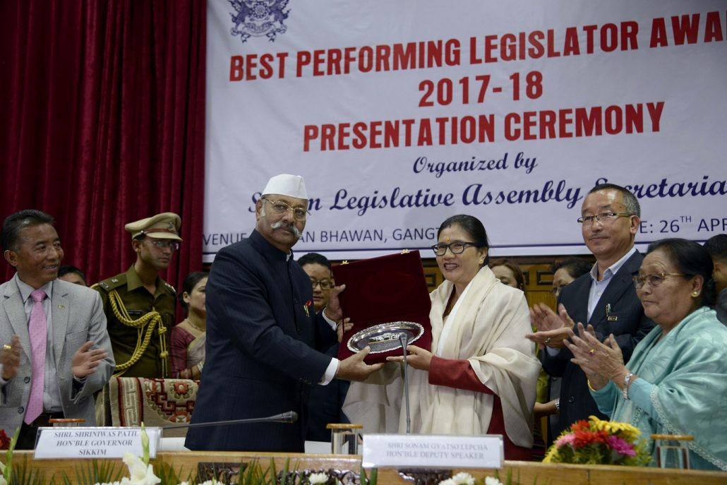 best legislator