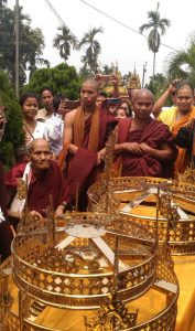 Buddha Jayanti: Assam Budha vihars become meeting ground of devotees 3