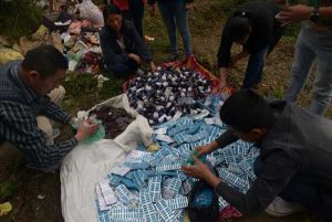 Contraband drugs destroyed in Sikkim 1