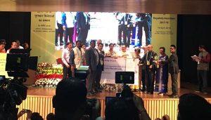 NEIGRIHMS conferred with Kayakalp award 4