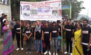 Hang the rapists: Dima Hasao protestors cry for justice 1