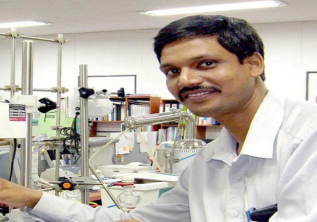 File photo: Prof Niranjan Karak of the Department of Chemical Sciences, Tezpur University. Picture credit: http://www.iitg.ac.in