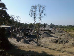 Stone crushing and deforestation in Karbi Hills signalling death knell to Kaziranga 1