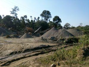Stone crushing and deforestation in Karbi Hills signalling death knell to Kaziranga 2