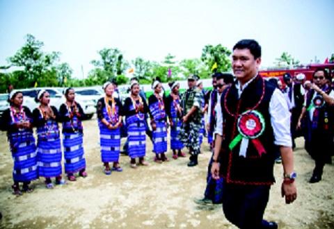 khandu changlang