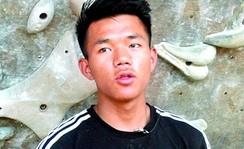 Maibam Chingkheinganba