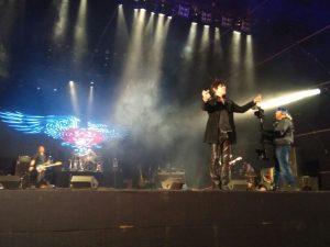 Popular American rock band Steelheart steals hearts in Manipur 1