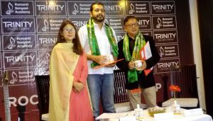 Gangtok hosts workshop on rock and pop music 1