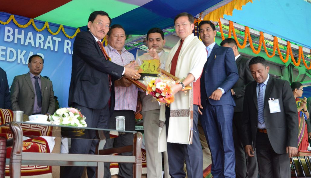 Sikkim pays rich tribute to Dr BR Ambedkar 1