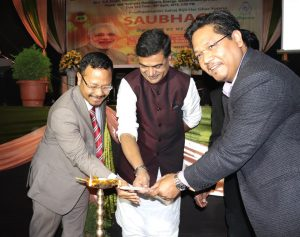 Union Power Minister launches Saubhagya in Meghalaya 1