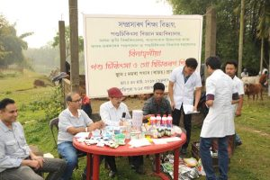 Veterinary Science College at Khanapara conducts month-long PRA programme for students 3