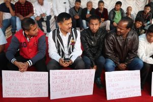 Citizenship Bill 2016: JPC conducts hearing in Shillong amidst protests 4