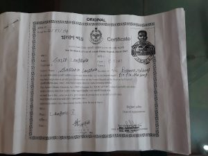 Home guard, 10 youths arrested in document forgery case at Haflong 1