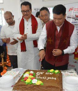 First commercial flight to Arunachal: CM Khandu lands safely in Pasighat 2