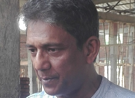 Actor Adil Hussain at Goalpara. Northeast Now