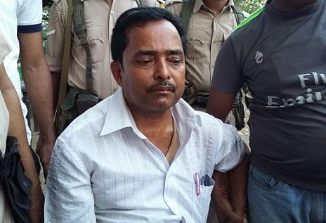 Arrested NRC official Abdul Malek. Northeast Now