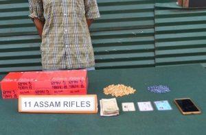 Manipur: Myanmar national arrested for heroin smuggling 2
