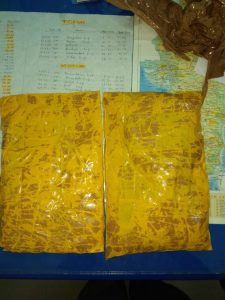 RPF arrests Delhi youth at Assam's Rangia Rly junction, brown sugar seized 1