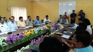Assam Governor Prof Mukhi visits Chirang district 3