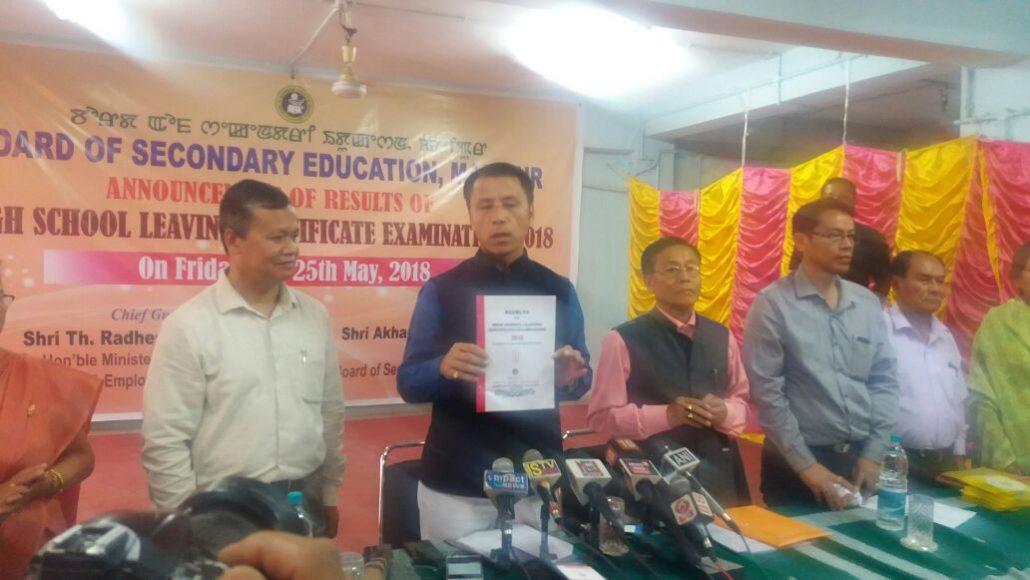 Manipur HSLC exams