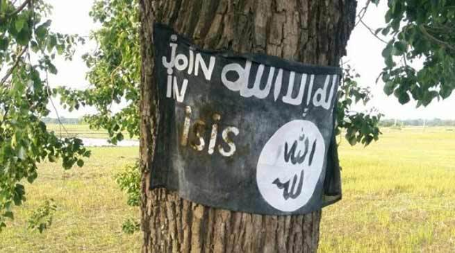 'ISIS flag'