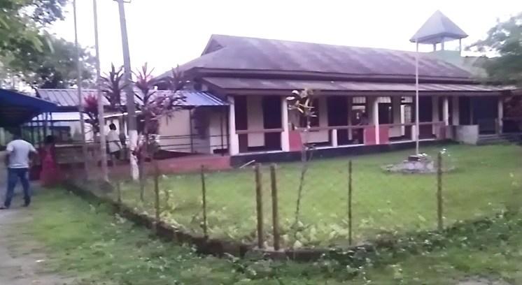 Jorhat blind school