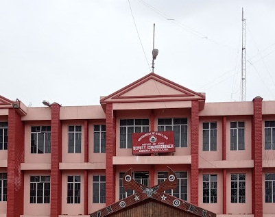 Kohima DC office Picture credit: Nimai Karmakar