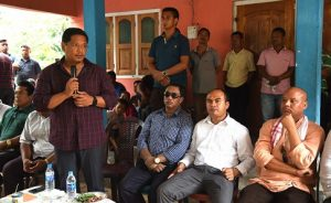 Meghalaya CM wraps up poll campaign trail for Ampati 3