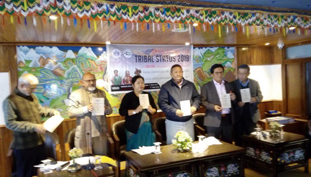 Sikkim tribal