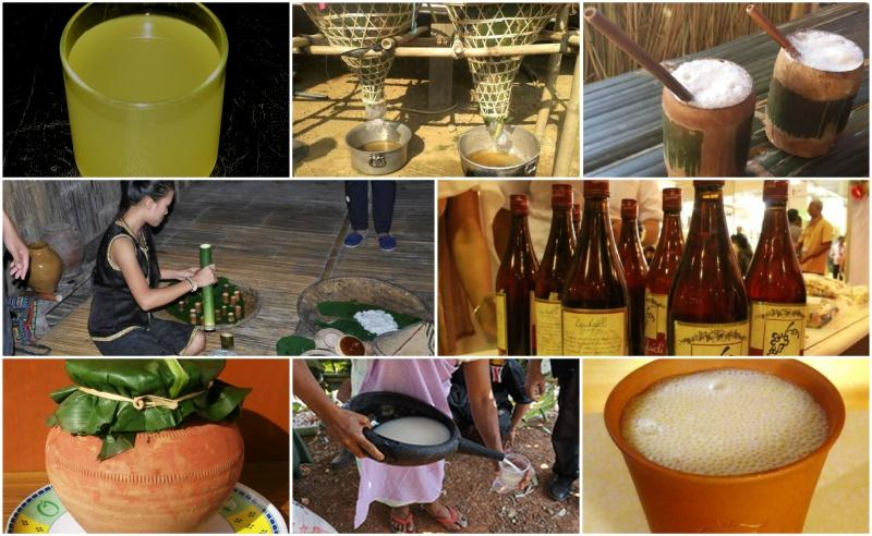Traditional Beverages in Northeast