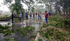 Heavy rains, storm lash East Karbi Anglong's Bokajan 1