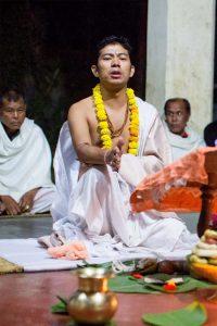 a scene of wari -eeba in manipur