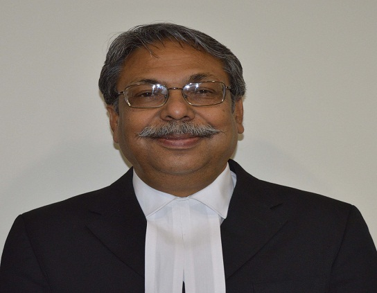 Chief Justice of Gauhati High Court Ajit Singh. Picture credit: http://ghconline.gov.in