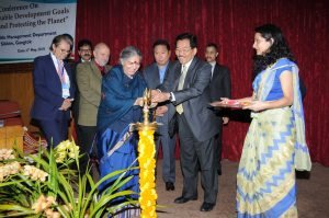 Himalayas are life givers to the entire country: Chamling 1