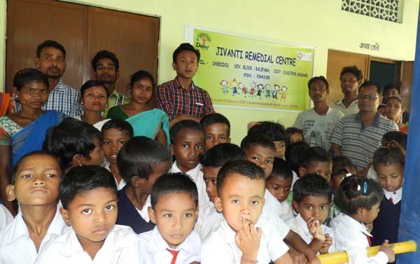 Dabur sets up Jivanti Remedial Education Centre
