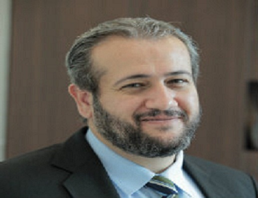 Faris Hadad-Zervos, World Bank's new Country Manager for Nepal. Picture credit: World Bank website