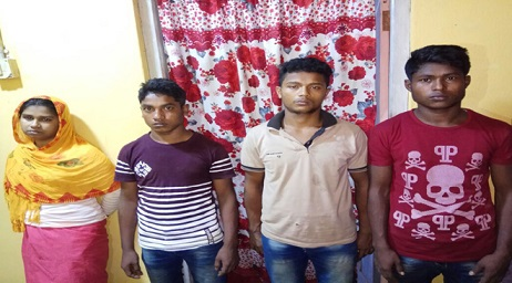 four-rohingya
