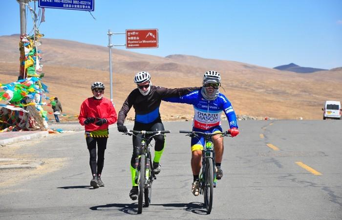 biking race