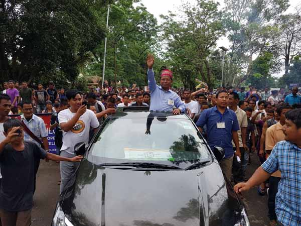 NPP victory in Williamnagar polls boosts MDA government's strength 1