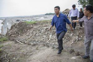 khandu erosion