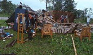 Heavy rains, storm lash East Karbi Anglong's Bokajan 4