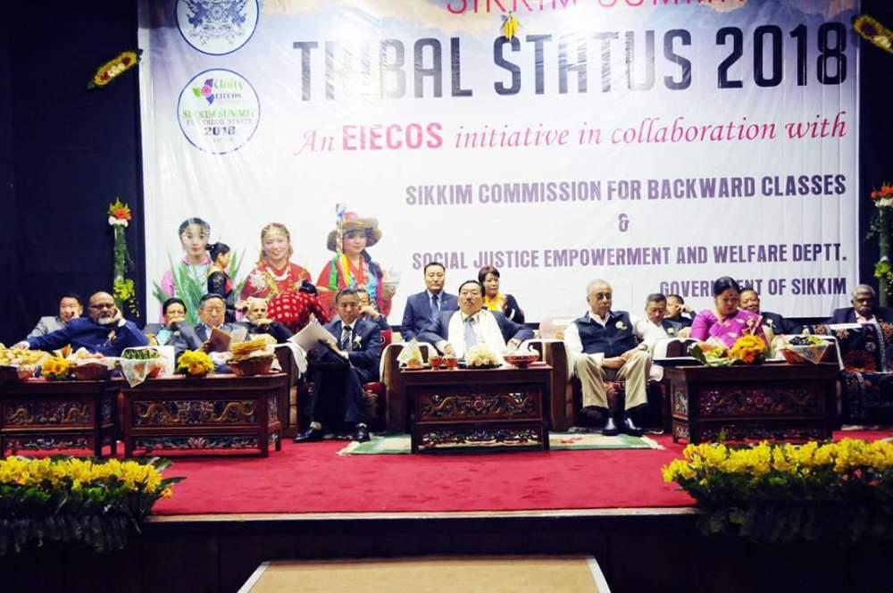 tribal status