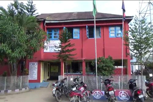 Unakoti District Hospital