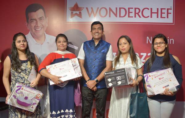 Wonderchef competition in Guwahati