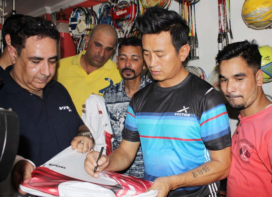 11-06-18 Guwahati- Bhaichung Bhutia (1)