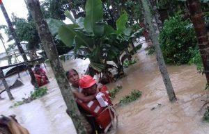 Flood scenario remains grim at several places across Assam 2